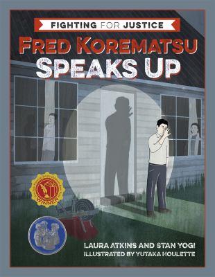 Fred Korematsu speaks up image cover
