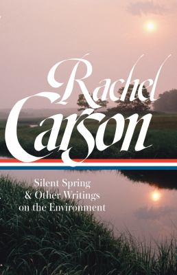 Silent spring & other writings on the environment image cover