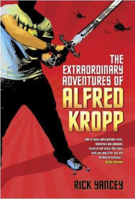 The Extraordinary Adventures of Alfred Kropp  image cover