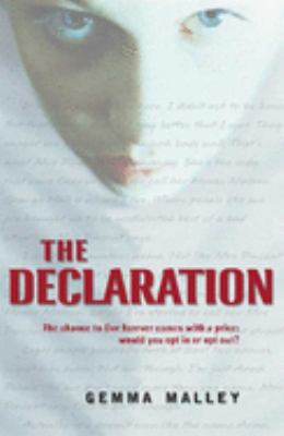 The Declaration  image cover