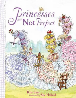 Princesses Are Not Perfect image cover