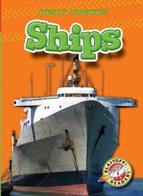 Ships image cover