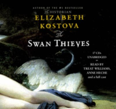 The Swan Thieves image cover