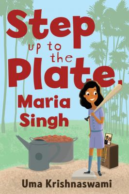 Step up to the plate, Maria Singh image cover