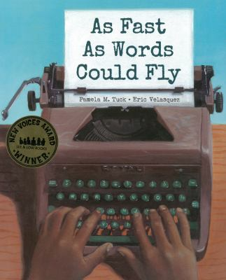 As fast as words could fly image cover