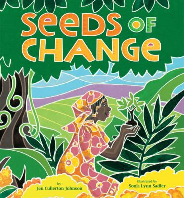 Seeds of Change: Planting a Path to Peace image cover
