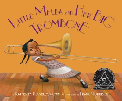 Little Melba and Her Big Trombone image cover