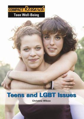 Teens and LGBT issues image cover