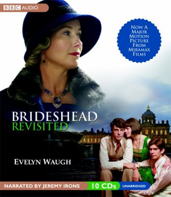 Brideshead  Revisited (read by Jeremy Irons) image cover
