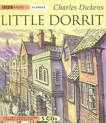 Little Dorrit image cover