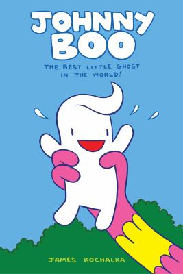 Johnny Boo. The best little ghost in the world  image cover