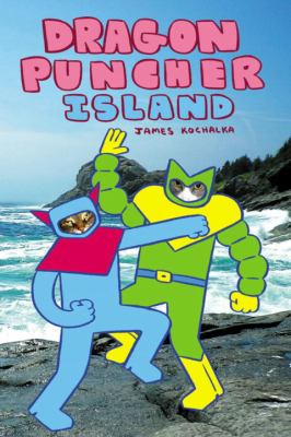 Dragon Puncher Island image cover