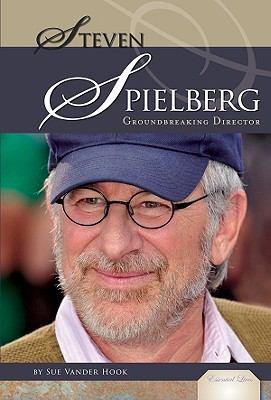 Steven Spielberg : groundbreaking director image cover