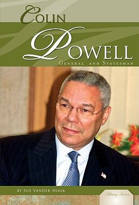 Colin Powell : general & statesman image cover