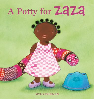 A potty for Zaza image cover