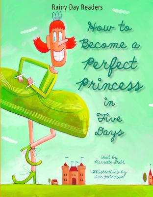 How To Become a Perfect Princess In Five Days  image cover