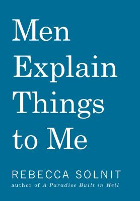 Men explain things to me image cover