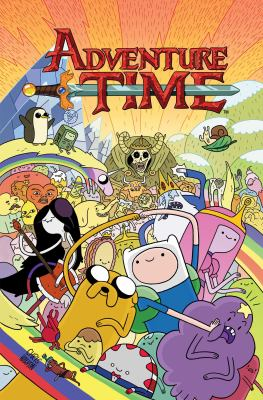 Adventure Time, Volume 1 image cover
