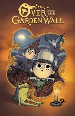 Over the Garden Wall image cover