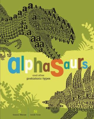 Alphasaurs and Other Prehistoric Types image cover
