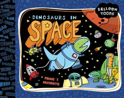 Dinosaurs in Space  image cover