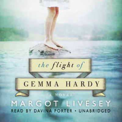 The Flight of Gemma Hardy  (Narrator: Davina Porter)  image cover