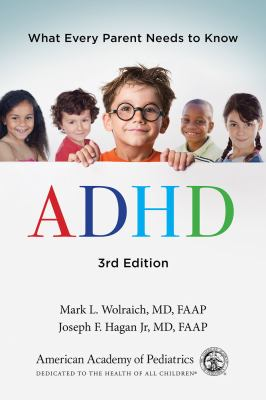 ADHD : what every parent needs to know image cover