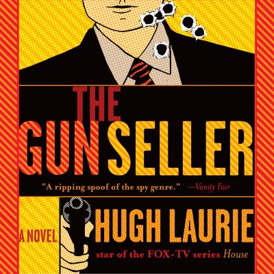 The Gun Seller  (read by Hugh Laurie) image cover