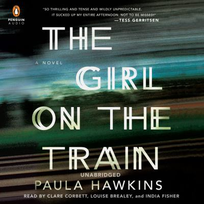 2016: The Girl on the Train image cover