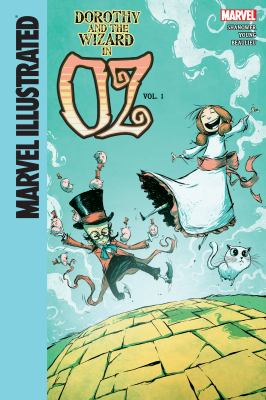 Dorothy and the Wizard in Oz. Vol. 1  image cover