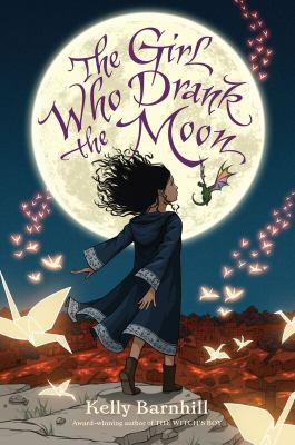 The Girl Who Drank the Moon image cover