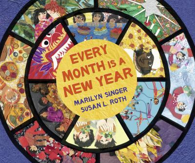 Every month is a new year : celebrations around the world image cover