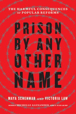 Prison by any other name : the harmful consequences of popular reforms image cover