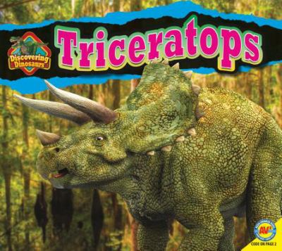 Triceratops image cover