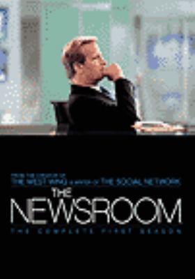 The Newsroom, Season One image cover