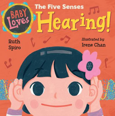 Baby loves the five senses. Hearing! image cover