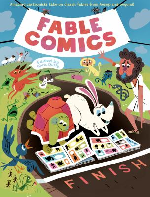Fable Comics  image cover