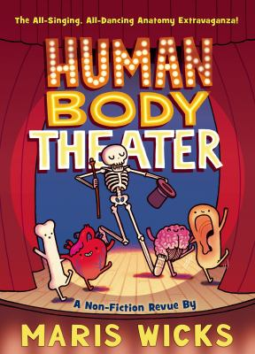 Human Body Theater : a Nonfiction Revue  image cover