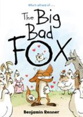 The Big Bad Fox  image cover