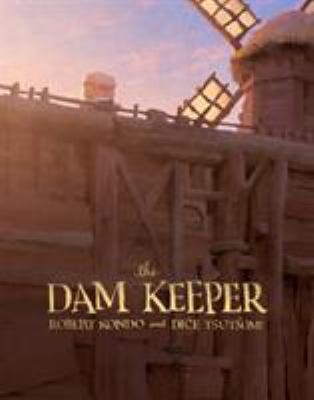 The Dam Keeper. Book one  image cover