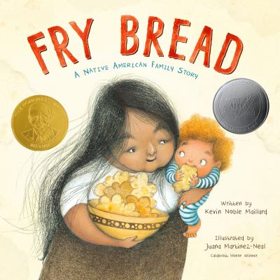 Fry Bread: A Native American Family Story image cover