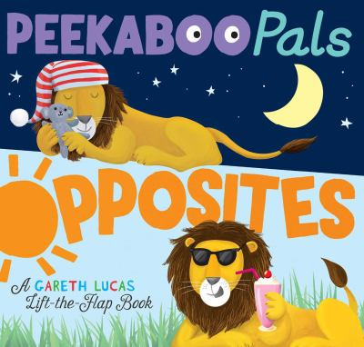 Peekaboo Pals : Opposites image cover