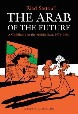 The Arab of the Future  image cover