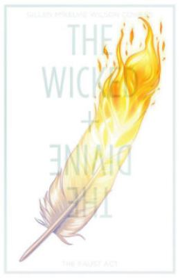 The Wicked + The Divine image cover