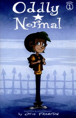 Oddly Normal image cover