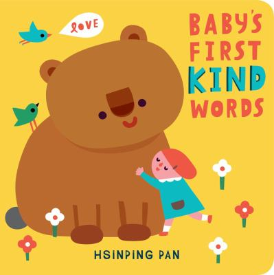 Baby's First Kind Words image cover
