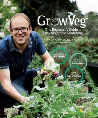 Growveg : the beginner's guide to easy vegetable gardening image cover
