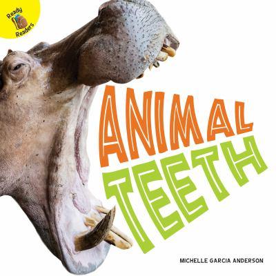 Animal teeth image cover