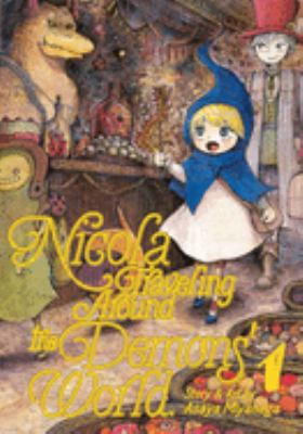 Nicola Traveling Around the Demons' World, Volume 1 image cover
