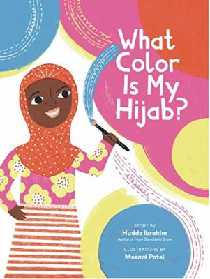 What color is my hijab? image cover